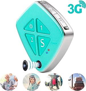 Localizador de cámara GPS Tracker 3G - Anti-caída a Alarma - Niños Mayores Anti-perdida, SOS