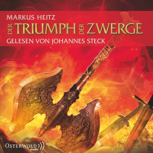 Der Triumph der Zwerge audiobook cover art