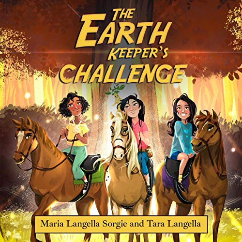 The Earth Keeper's Challenge cover art
