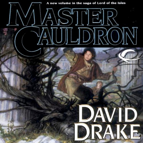 Master of the Cauldron audiobook cover art