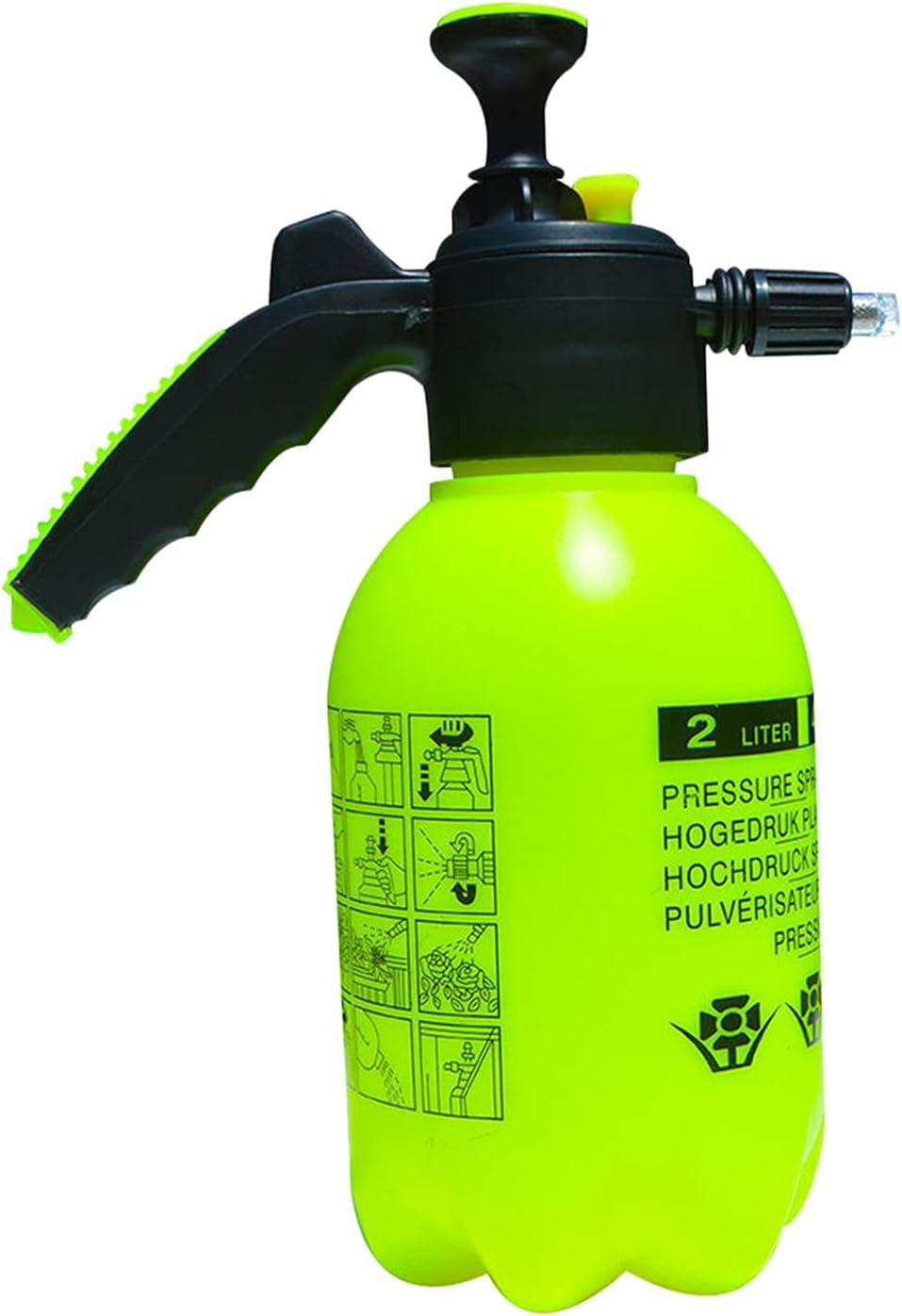 FLAMEER Rociador de espuma para lavado de coches, Cañón de espuma, rociador de jardín, rociador de espuma de jardín Manual, rociadores de agua a presión