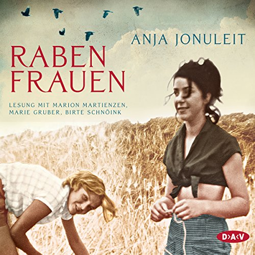 Rabenfrauen audiobook cover art
