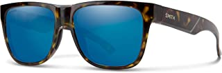 Lowdown 2 ChromaPop Polarized Sunglasses, Vintage Tort/ChromaPop Blue Mirror, Smith Optics Lowdown 2 ChromaPop Sunglasses