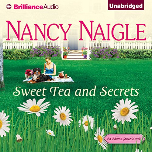Sweet Tea and Secrets audiobook cover art