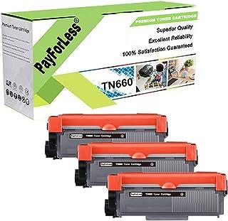 $28 » Sponsored Ad - PayForLess for Brother TN660 TN-660 TN630 TN-630 Toner HL-L2300D DCP-L2540DW MFC-L2740dw DCP-L2520DW MFC-L2...