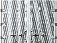 青島文化教材社 1/32 ザ・デコトラパーツシリーズ No.10 アオシマウロコ2020 プラモデル用シール