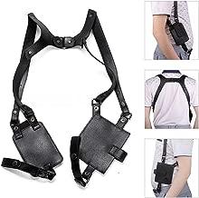 Anti-Theft Hidden Underarm Strap Wallet Pocket Holster Phone Shoulder Holster Bag Leisure Double Shoulder Pouch