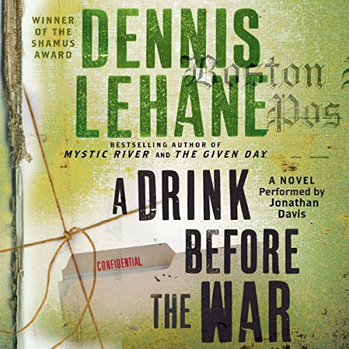 Couverture de A Drink Before the War