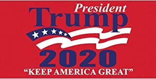 Capsmith President Trump 2020 Wave Towel- 30 X 60