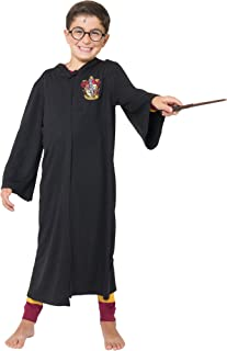 HARRY POTTER Boys' Big Magician's Cloak French Terry Robe