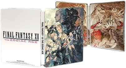Final Fantasy XII: The Zodiac Age Collectors Edition Steelbook (NO GAME)