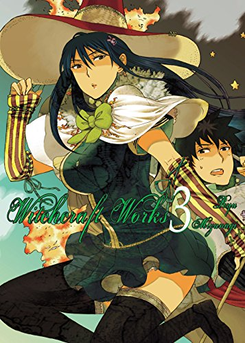 Witchcraft Works Vol. 3 (English Edition)