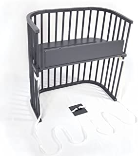 baby side sleeper cot