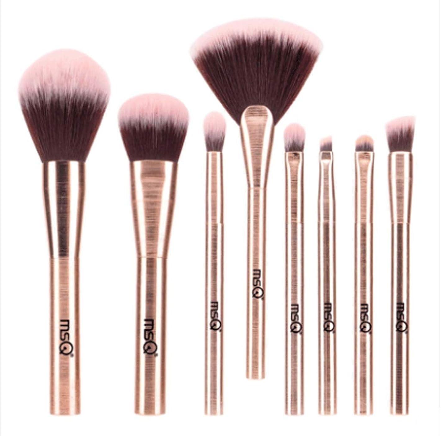 お別れいくつかの半ばMAKE-UP BRUSHES HOME 化粧ブラシ美容ブラシすべての粘り気のための美容ブラシ(パウダー、クリームと液体)