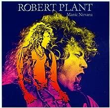 Manic Nirvana by Plant, Robert (1990) Audio CD