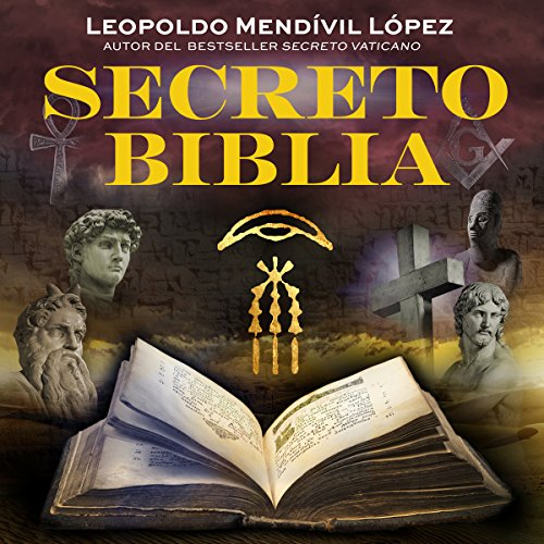 Secreto Biblia [Secret Bible] audiobook cover art