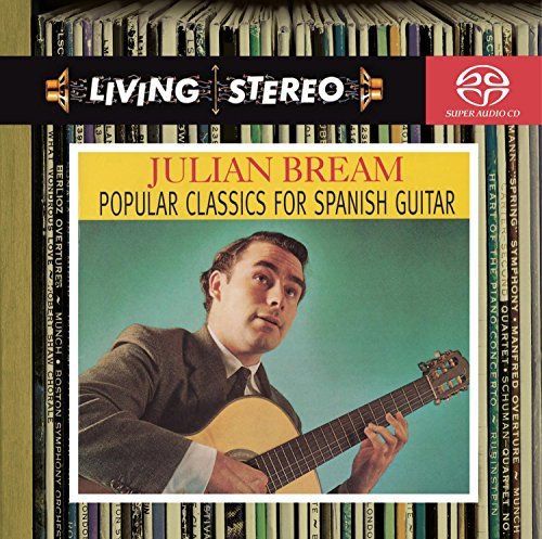 Living Stereo: Julian Bream