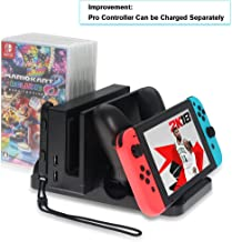 nintendo switch dobe multifunctional charging stand
