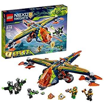 LEGO NEXO KNIGHTS Aaron s X-bow 72005 Building Kit  569 Piece