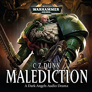 Malediction cover art