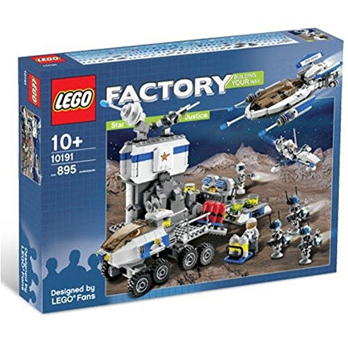 LEGO Factory 10191-Star Justice