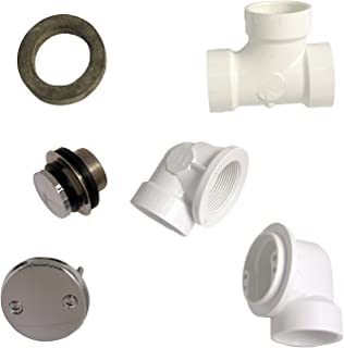 Best pvc waste and overflow Reviews