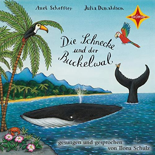 Die Schnecke und der Buckelwal Titelbild
