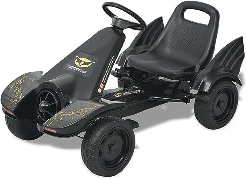 nuevo estilo Senluowx Senluowx Senluowx Pédale Go Kart avec assise réglable negro  comprar mejor