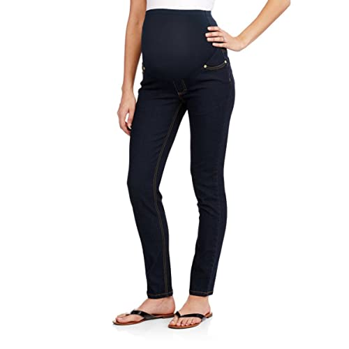 bb7e6f8c9637b RUMOR HAS IT Maternity Over The Belly Super Soft Stretch Skinny Jeans