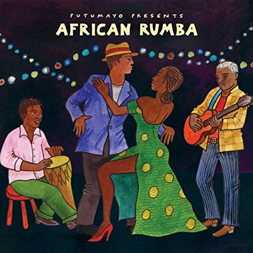 Price comparison product image African Rumba