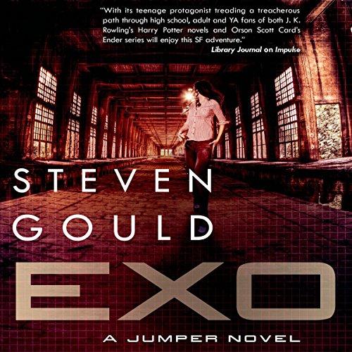 Exo audiobook cover art