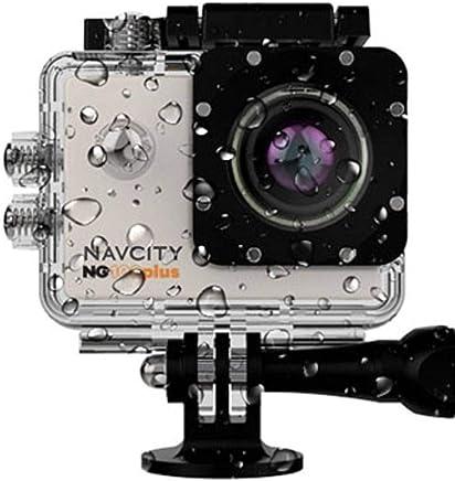Camera de Ação, Navcity, NG 100 plus, Prata