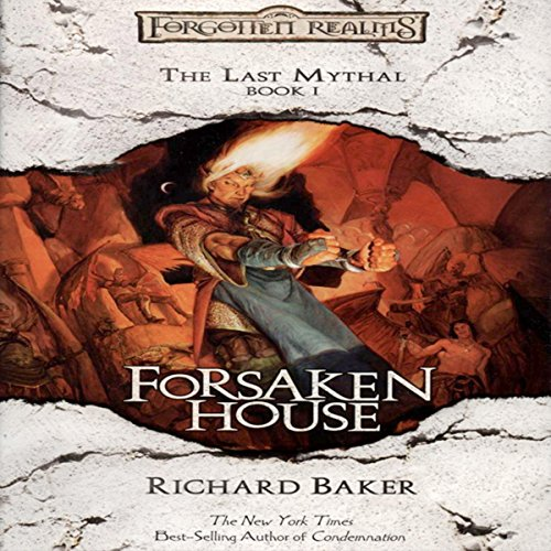Forsaken House audiobook cover art
