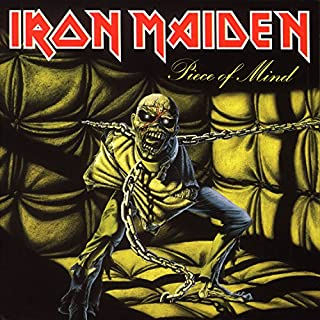 Piece Of Mind (1998 Remastered Edition) by Iron Maiden (B0000251VX) | Amazon price tracker / tracking, Amazon price history charts, Amazon price watches, Amazon price drop alerts