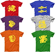 Halloween 90s Legends of The Hidden Temple Game Costume Youth Shirt (Multiple Colors Available)