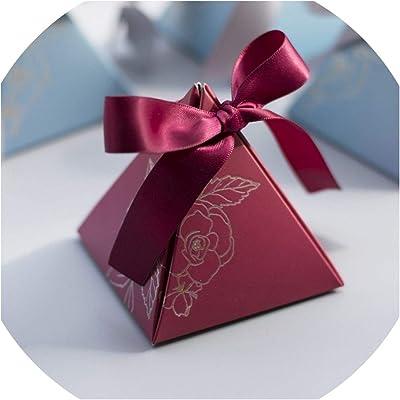 Amazon.com: 10 bolsas de caramelos de agradecimiento francés ...