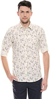 Color Plus Mens Printed Casual Shirt