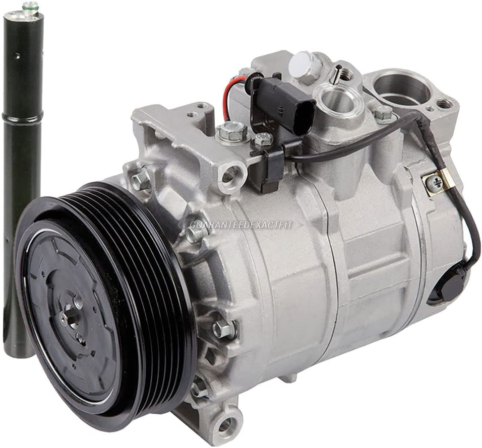 For Audi Q7 3.0L 2011 AC Cheap mail order sales Compressor BuyAutoParts C - 6 w A Drier Overseas parallel import regular item