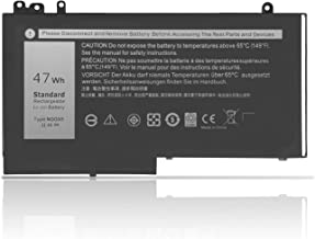 ZTHY NGGX5 Laptop Battery Replacement for Dell Latitude E5270 E5470 E5570 Precision M3510 Series Notebook JY8D6 954DF 0JY8D6 451-BBUN 451-BBUJ RDRH9 11.4V 47Wh 3-Cell