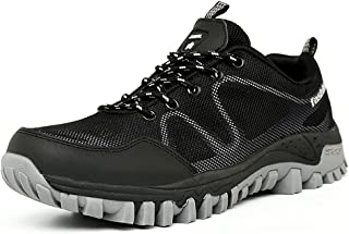MTINGZU Men's Women's Hiking Shoes Outdoor Sneakers Trekking Camping Trail Breathable Couple Shoes Athletic Walking Lightw...