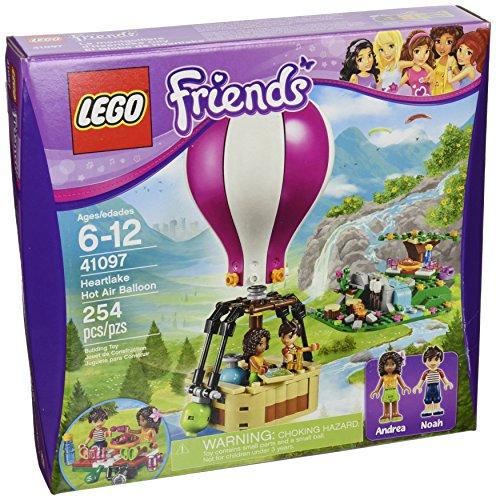 LEGO Friends 41097: Heartlake Heißluftballon