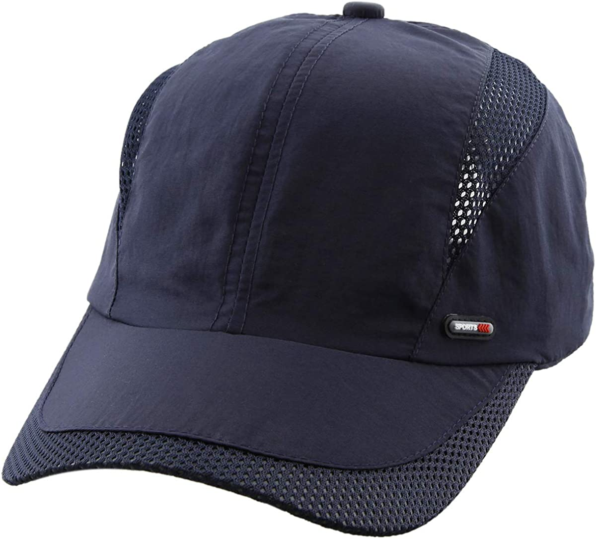 Samtree Unisex Sun Hat,Ultra Thin Quick Dry Lightweight Summer Sport Running Baseball Cap
