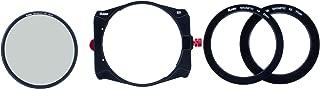 Kase K9 Slim 100mm Filter Holder Kit Includes Magnetic CPL & 67mm 72mm 77mm 82mm Adapters