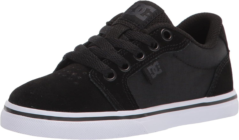 DC Unisex-Child Anvil Youth Skate Shoe