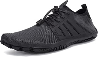 Water Shoes for Men Barefoot Quick-Dry Aqua Sock Outdoor Athletic Sport Shoes for Kayaking, Boating, Hiking, Surfing, Walkin