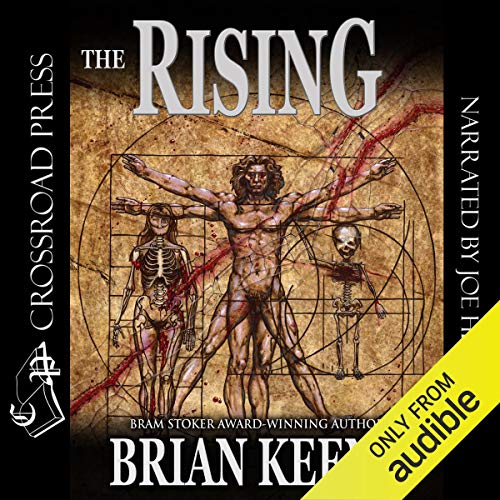 The Rising Audiobook By Brian Keene cover art
