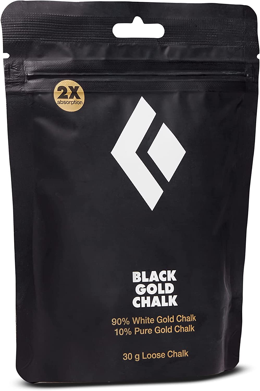 Black Diamond Black Gold Loose Chalk : Sports & Outdoors