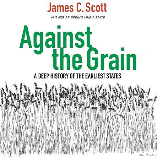 Against the Grain audiobook cover art