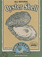 Down To Earth 6-Pound Oyster Shell Flour