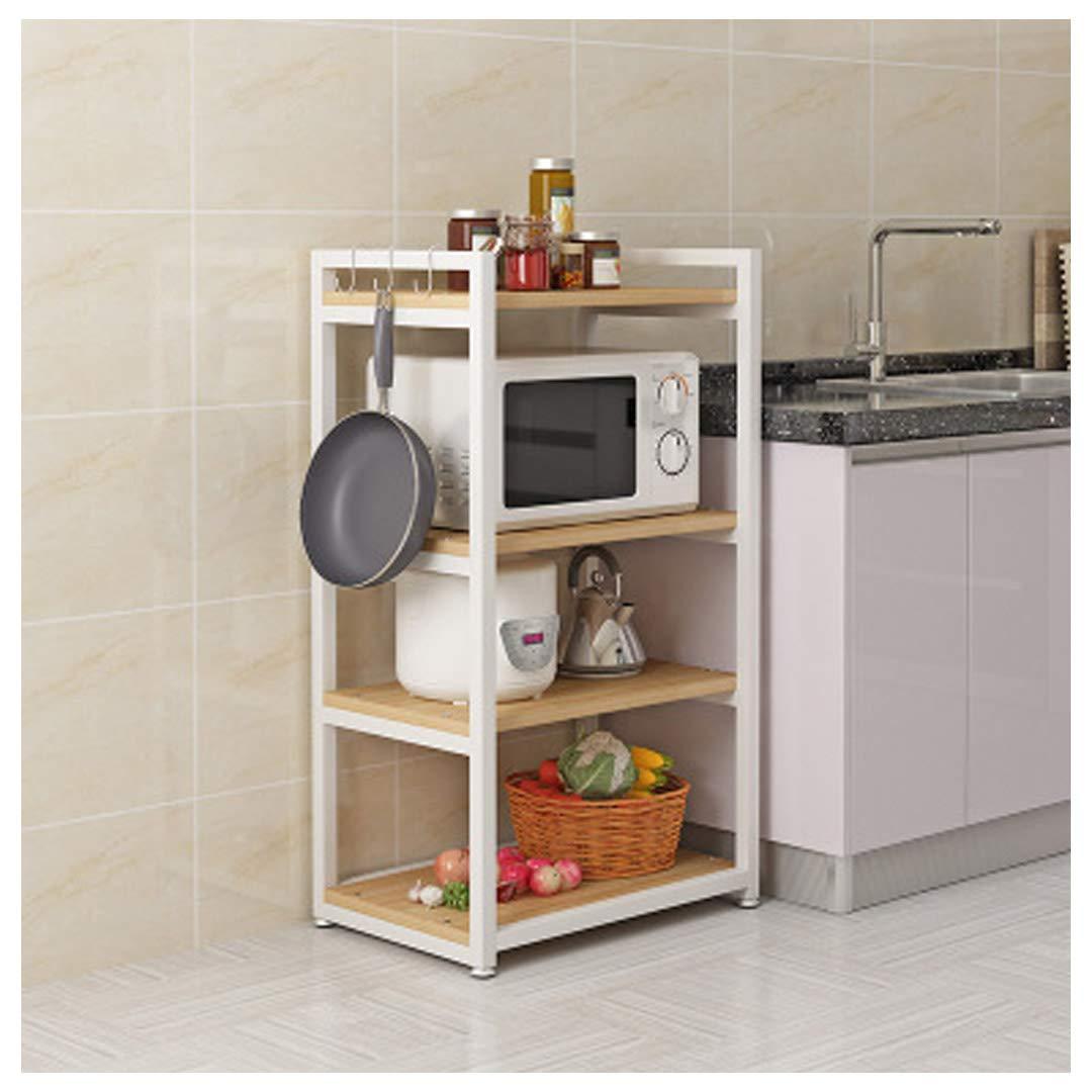 Amazon.com KOKOF Kitchen Floor Oven Rack Household Shelf 9 Layer ...